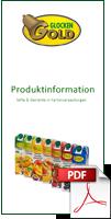 Produktfaltblatt