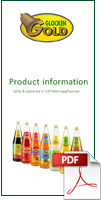 Product Information bottles